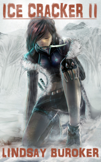Ice Cracker II Fantasy Ebook Short Story Cover