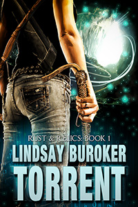 Contemporary Urban Fantasy Torrent -- Cover