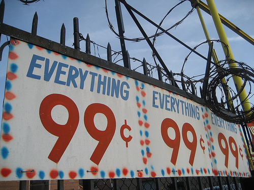Ebook Pricing Why 99 Cents Might Be A Mistake For You