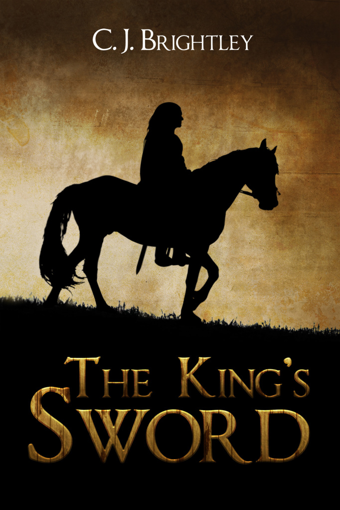 the-kings-sword-cj-brightley