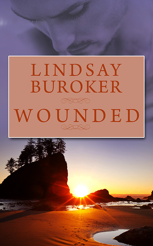 Wounded 800 Cover -- Contemporary Mystery