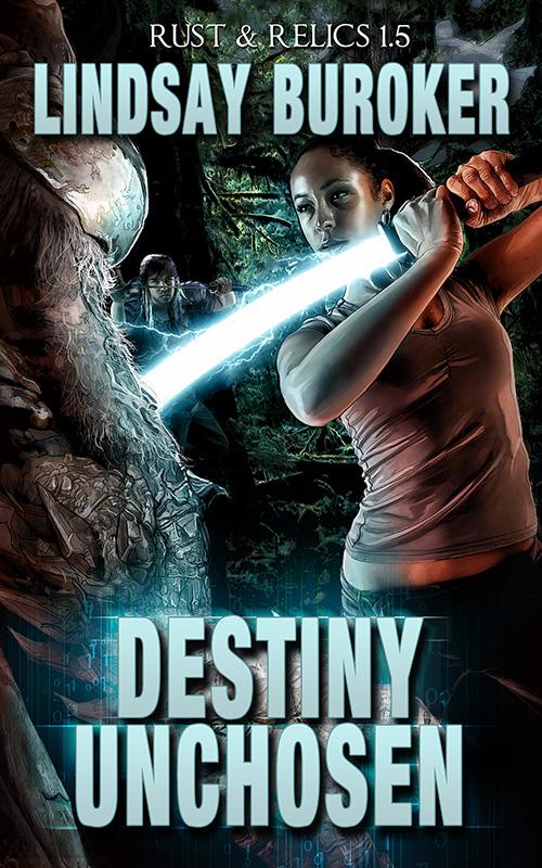 Destiny Unchosen Cover