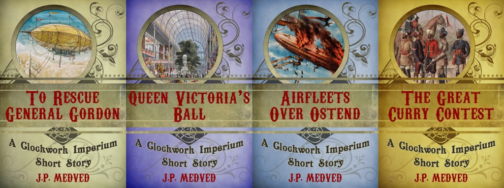 Clockwork series covers