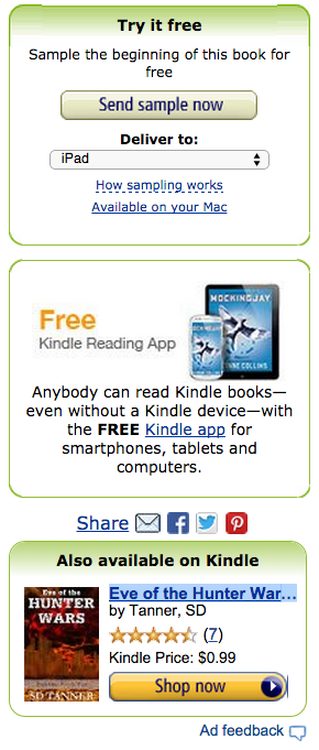 Amazon-Advertising-on-book-page