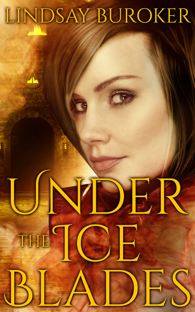 eBook Under the Ice Blades-DB Novella B01